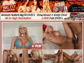 Worlds Hottest Big Tit DVD`s! All in High Resolution