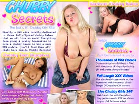 Chubby Secrets - Only Real Chubby in Hardcore Movies