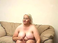 Careless fat girl having sex fun busty fats