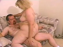 Horny BBW vixen gets nailed heavily busty fats