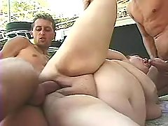 Adventure with hot overweight slut busty fats
