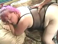 Chubby mature hard fucked by guy busty fats