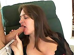 Steamy BBW slut gets plugged hard