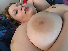 Nice obese girl rubbed her wet cunt busty fats