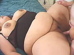 Enormous fat lady satisfy lucky men busty fats