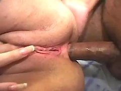 Fat slutty gets real assfuck and facial in orgy busty fats