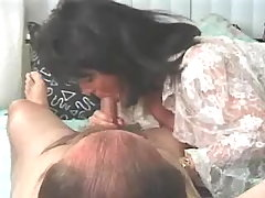 Fat slut with big bobs blowing dick busty fats