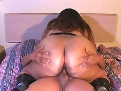 Lustful bbw with huge bouncing tits busty fats